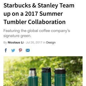 c24ce0daa89 Starbucks Other | Stanley Stainless Steel Tumbler | Poshmark